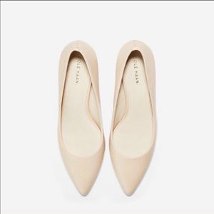 Cole Haan Womens Harlow Leather Pump size 6